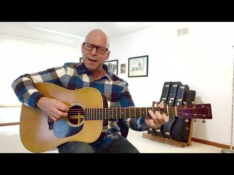 Ridge Road Gravel - Norman Blake/Tony Rice cover performed by Jason Herr