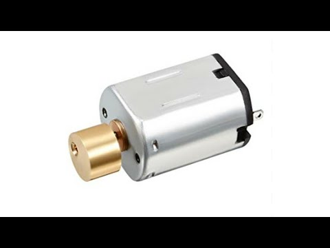 How to make a vibrating motor at home
