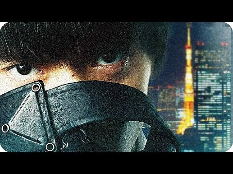 TOKYO GHOUL English Trailer (2017) Live Action Movie