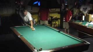 Mike Massey Pool and Billiard Trick Shot Collection (from exhibition)