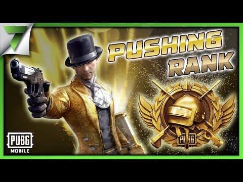 RANK PUSH WITH MY SONS!!! | PUBG Mobile