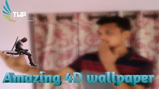Top 4 amazing 4D wallpaper for android phone | best wallpaper app