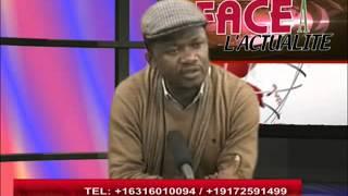 FACE  A  L` ACTUALITE  DU   11    11    2014