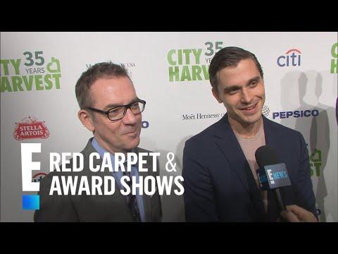 "Antoni Porowski & Ted Allen Talk ""Queer Eye"" Season 2 | E! Live from the Red Carpet"