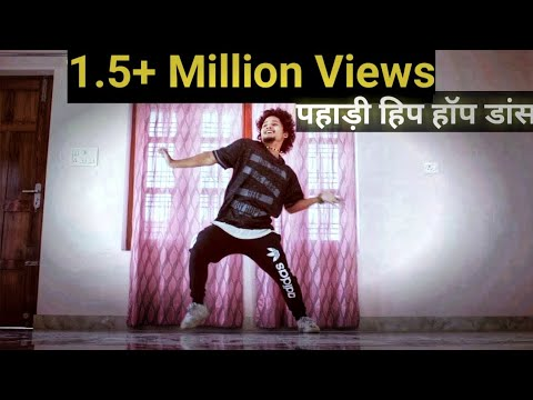 Chaita Ki Chaitwal - Garhwali Song || Dance Video || Freestyle By Anoop Parmar