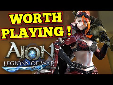 Daily Grind Review 2019 - Aion: Legions Of War