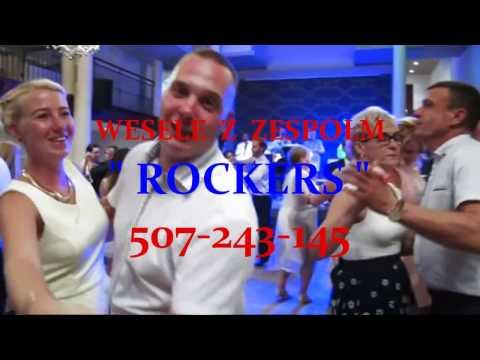"""Zespół muzyczny """"Rockers"""" (demo)"""