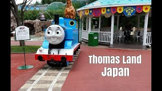 Thomas and Friends  in Thomas Land Japan, USA, Day Out with Thomas, Percy, James