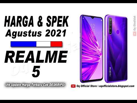 Rp1.899 Juta! Unboxing Realme 5 Indonesia!.