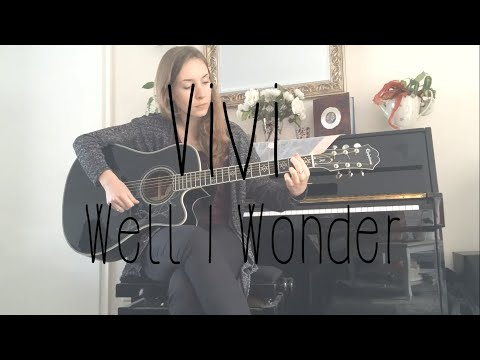 Well I Wonder - The Smiths Cover by Vivi