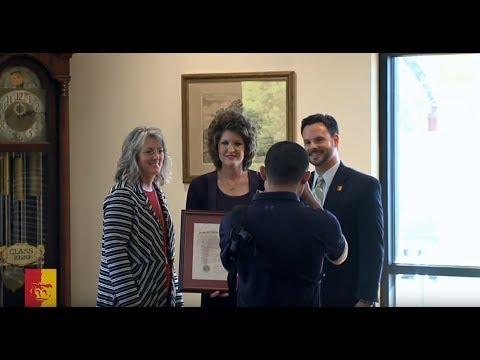 2018 Distinguished Service Award Ceremony (full program)