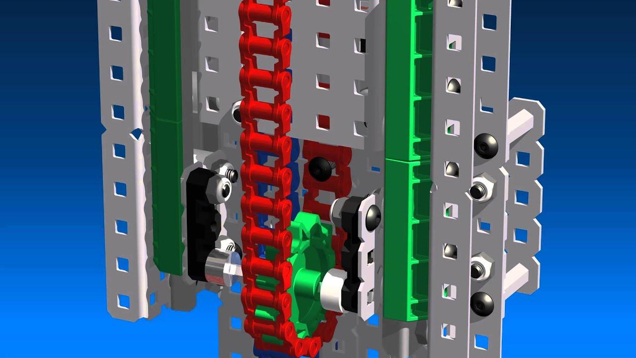 Cascade Lift Prototype 1 Youtube