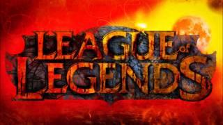 Custom League of Legends Channel Art