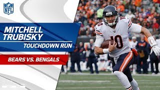 The Chicago Bears take on the Cincinnati Bengals in Week 14 of the ...
