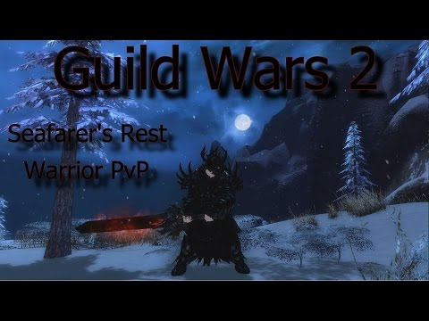 Guild Wars  Warrior Greatsword Leveling Build