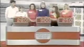 Supermarket Sweep - 1992 Episode (Joe & Brenda/Evonn & Patty/Lynn & Valerie)