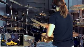 System of a Down - Toxicity (Drum Cover by Panos Geo)