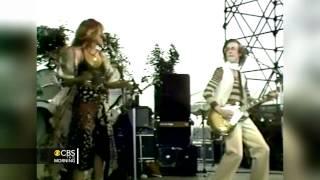 Stevie Nicks remembers former Fleetwood Mac guitarist Bob Welch