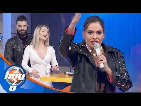 Galilea Montijo Hace Dueto Con Sandra Itzel, Esposa De Adrián Di Monte   Canta La Palabra