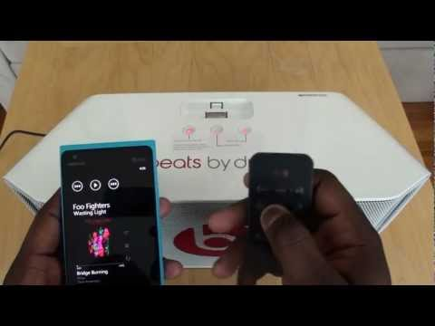 Beats by Dr.Dre Beatbox Portable Review- Full edition