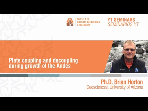 Plate changes during growth of the Andes - Seminarios YT