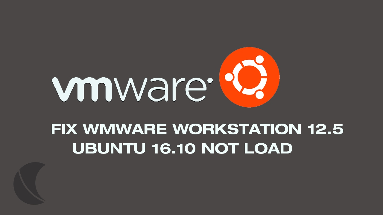 Fix vmware workstation 12 5 con Ubuntu 16 10 PIIX4_SMBUS HOST SMBUS  CONTROLLER BUS NOT ENABLED