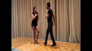 Workshop Demo Salsa Gino & Amy 2012 HK