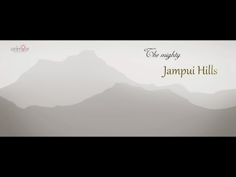 The mighty Jampui Hills