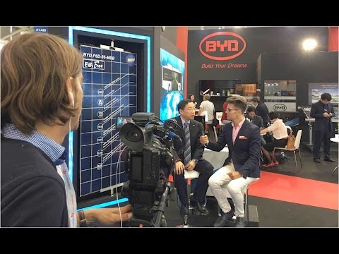 "BYD Disrupts Global PV Industry with Streamlined ""Fully Sustainable Power Solution"" Proposition"