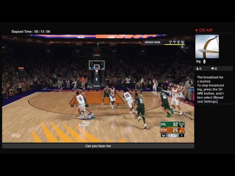 Jordan Ross my career : First 2k18 video