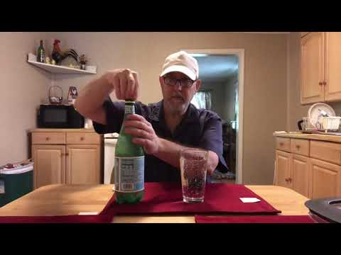 S.Pellegrino Natural Mineral Water # The Beer Review Guy