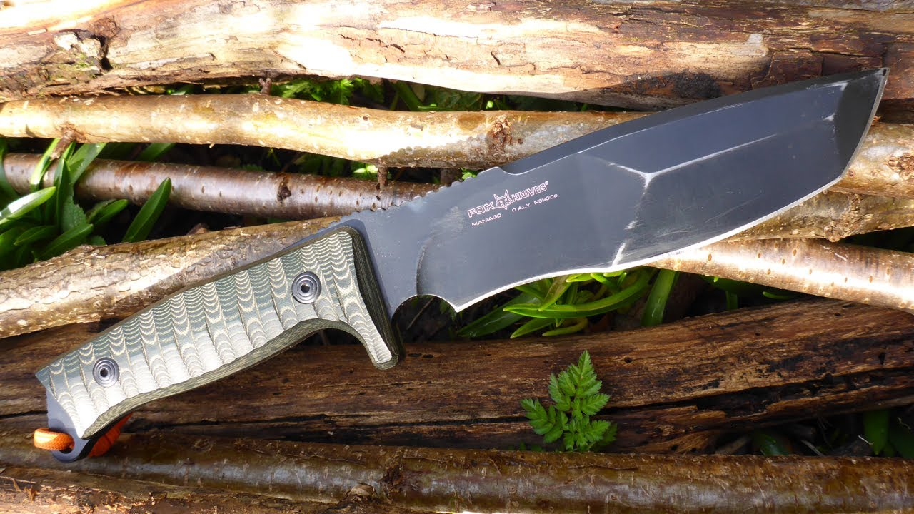 Fox Knives Trapper Field Test In The Wilds Youtube