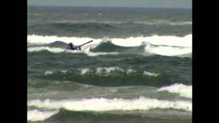 Grand Illusion surfing at cascade head