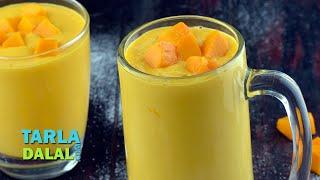 Mango Lassi By Tarla Dalal