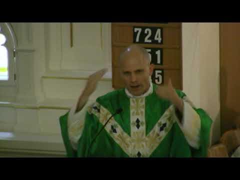 A Half-time Speech for Struggling Catholics