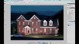 real estate photography podcast episode 122 exterior lighting post production