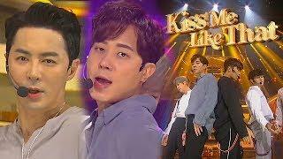 SBS Inkigayo 인기가요 EP972 20180902 SHINHWA (신화) - Kiss Me Like ...