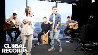 The Motans feat. INNA - Nota de Plata Live KissFM