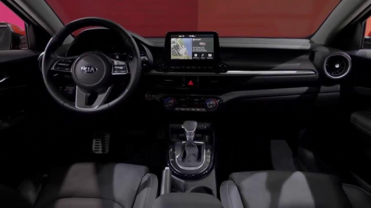 Kia Cerato 2019 Exterior Interior Youtube