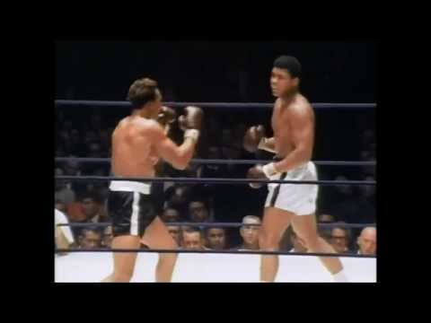 Muhammad Ali vs Cleveland Williams - Film Study