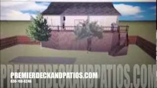 Custom Deck Builders San Antonio Tx