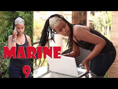 MARINE S01 Ep09:  Marine acaniriye umutwe //Gabi atezwe umushibuka/ bwambere kiki akuwe ibyinyo