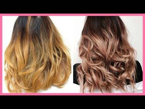 How To Tone Fix Hair No More Brass Grace Go Youtube