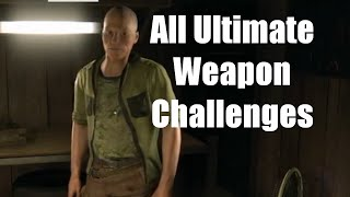 Dying Light A Guide To All The Ultimate Weapon Challenges