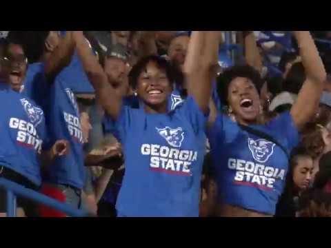 GSU FB: GSU 48, Furman 42 - Highlights