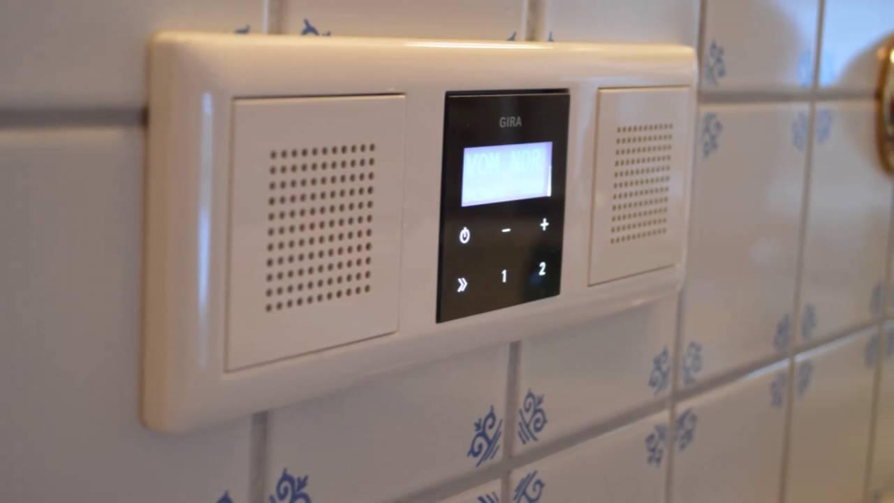 Radio Für Badezimmer Steckdose