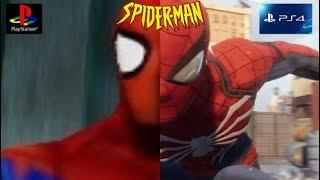 La Historia de SPIDER-MAN en los Videojuegos (1982-2018) ESPAÑOL
