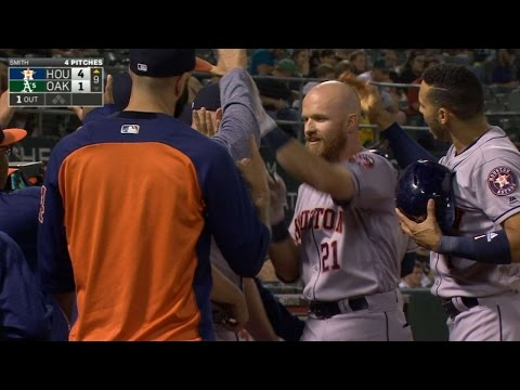 6/19/17: Marisnick powers the Astros to a 4-1 victory