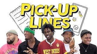 Curren$y Makes A Baby With His Eyes | Pick-Up Lines