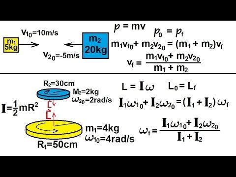 Physics - Mechanics: Angular Momentum (1 of 11) What is angular momentum? Basics
